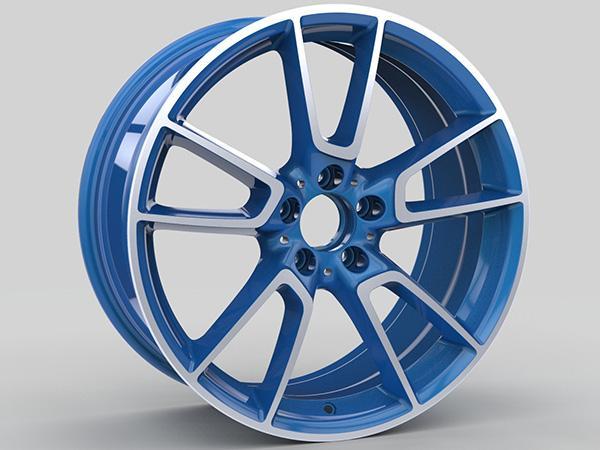汽车轮毂产品设计